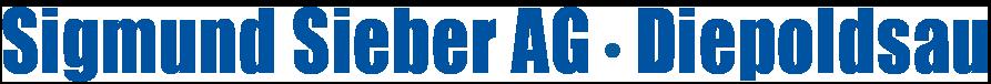 Sieber-Diepoldsau